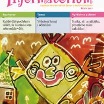 Informatorium 3-8 8/2017 a v něm rozhovor s Klárou Smolíkovou a Jiřím W. Procházkou